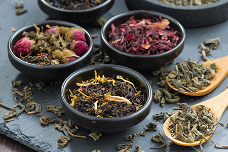Tea products in Sacramento and San Francisco Bay Area