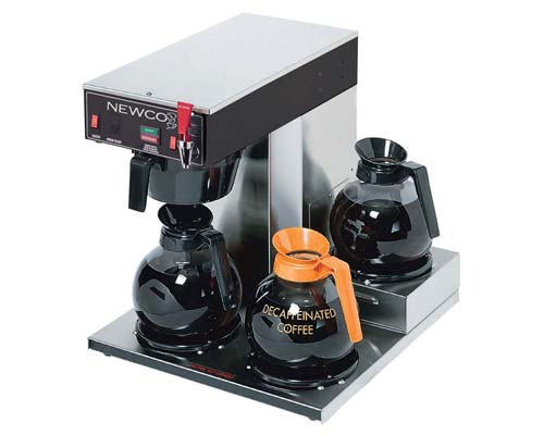 Sacramento and San Francisco Bay Area traditional office coffee brewing equipment