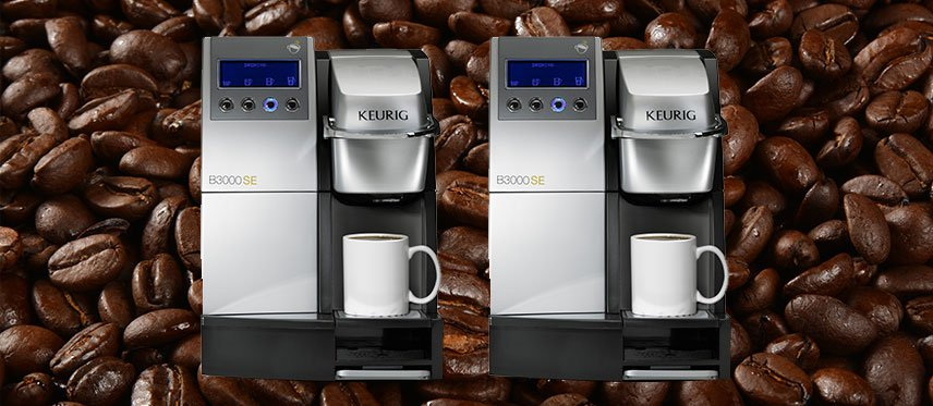 Single cup coffee solutions for Sacramento and the San Francisco Bay Area businesses