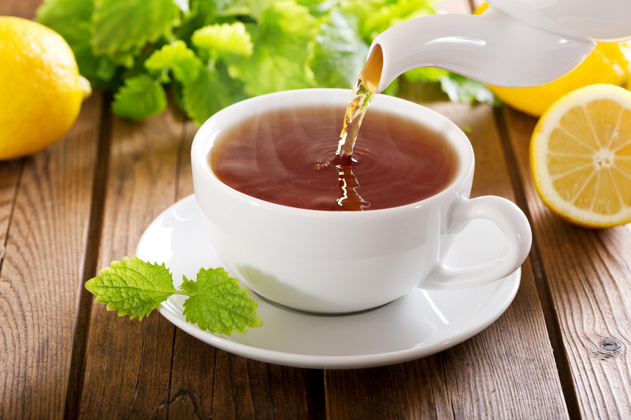Caffeinated Tea Options in San Francisco Bay Area