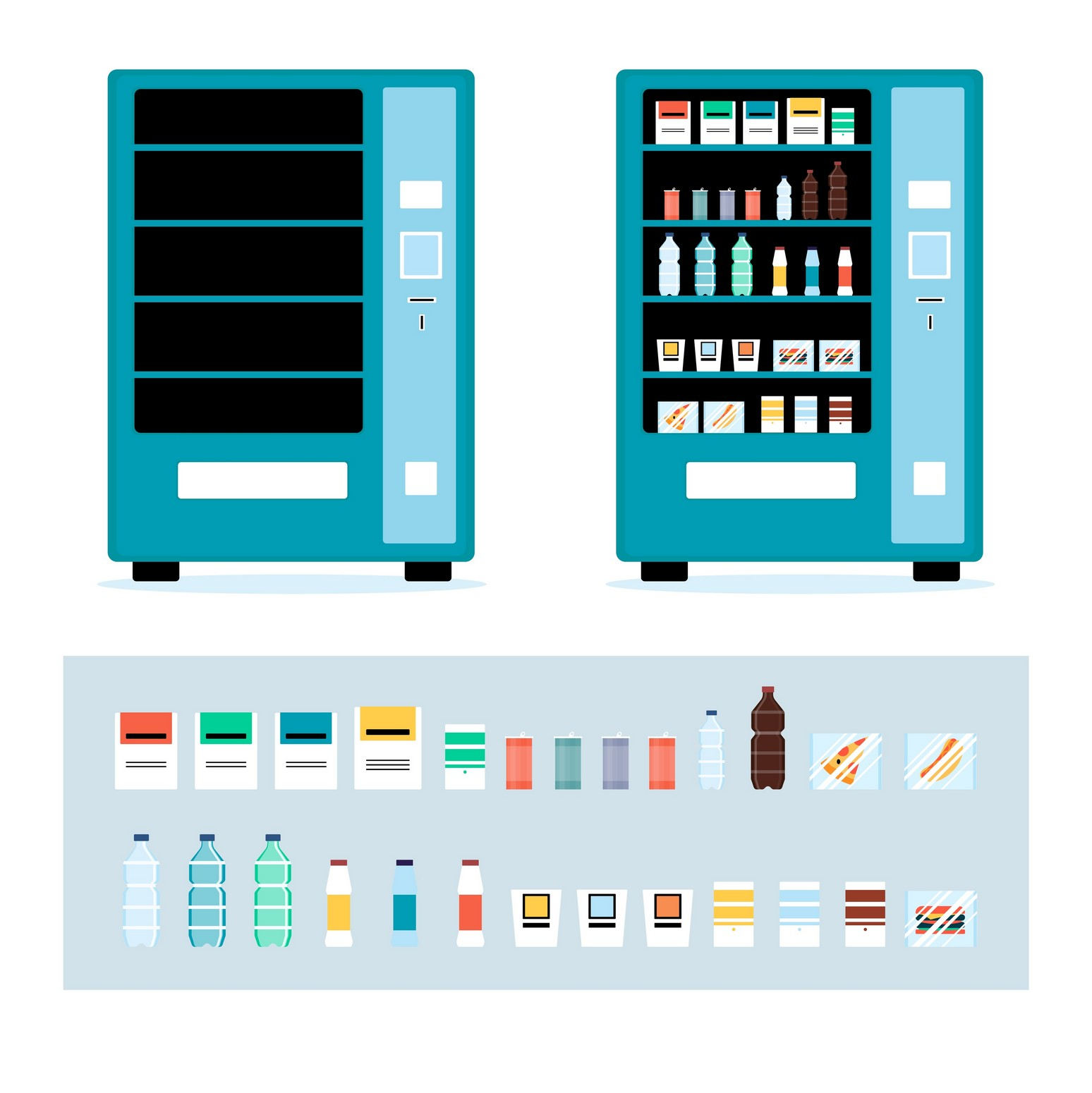San Francisco Bay Area Vending | State-of-the-Art Technology | Refreshment Services